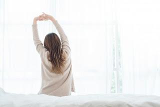 a 20 - Stretching Saat Bangun Tidur!