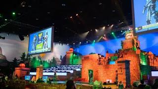 a 3 - Event Video Game Terbesar